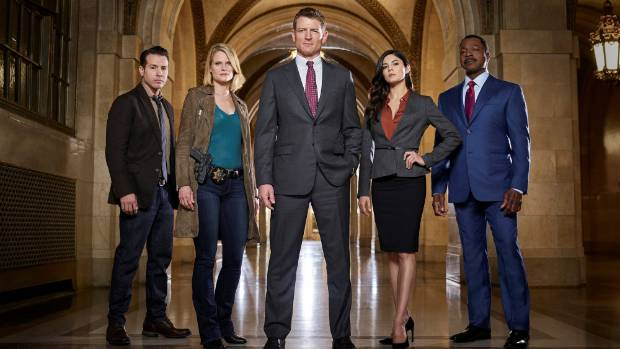 Chicago Justice is the latest ensemble drama set in America's Windy City.