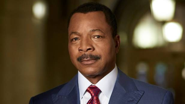 Carl Weathers plays Mark Jefferies on Chicago Justice.