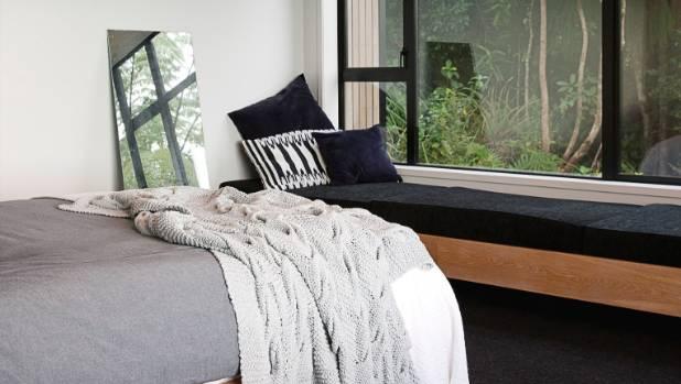 House of the week luxurious coromandel retreat for The master bedroom tessa hadley