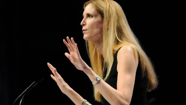 Ann Coulter is conservative social and political commentator