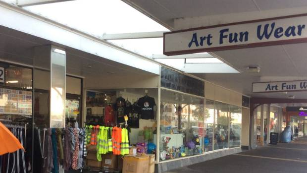 Art Fun Wear has stores in Invercargill, Dunedin and Gisborne.