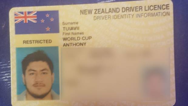 There's certainly plenty of double takes when people look at World Cup's licence.