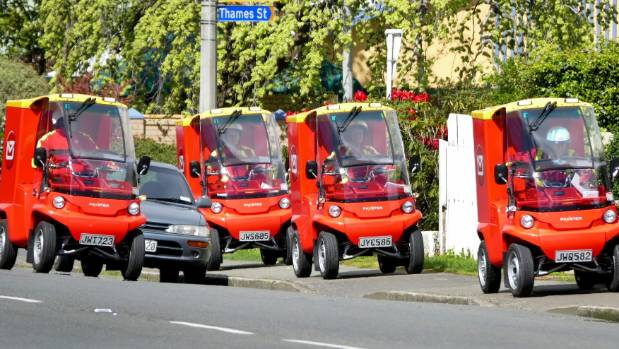 Hamilton residents will soon see NZ Post's new electric delivery vehicles in operation.