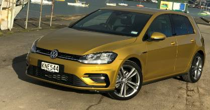 To ensure Golf maximises its time in the sun, VW has created a dress-up version called the R-Line.