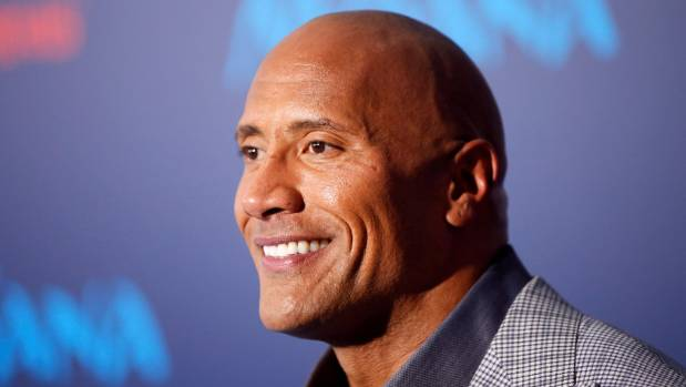 President Dwayne Johnson? Rumours can't be ruled out from reality when it comes to celebrities running for the Oval Office.