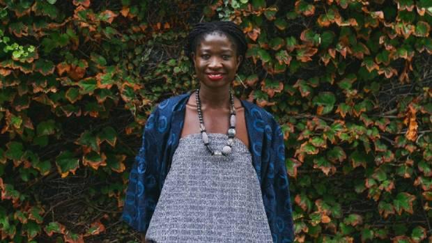 Africa Fashion Festival NZ Founder and executive producer Pinaman Owusu-Banahene.