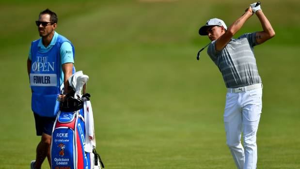 British Open 2017 Leaderboard: Updating Results and Standings for Friday