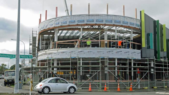 The Melling Birthing Centre is expected to be finished by early next year.