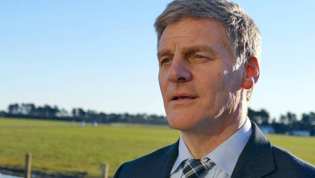 Prime Minister Bill English won't rule it backing down on the proposed changes.