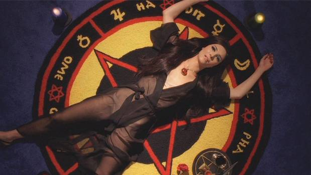 Anna Biller even hand-pulled a pentagram rug as part of her seven-year labour-of-love The Love Witch.