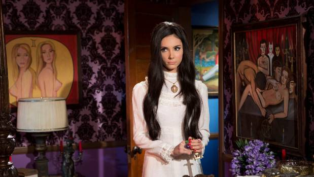 Anna Biller says the The Love Witch's script became more tragic over time.