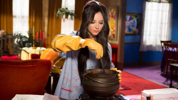 Anna Biller consulted real witches as part of pre-production for The Love Witch.