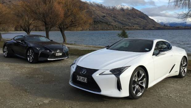 The Beautiful High Performance Lexus Lc500 Many Thought