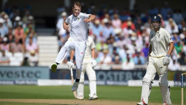 Tom Westley to debut against South Africa in third test
