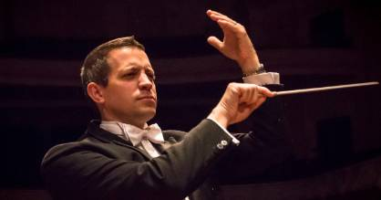David Kay was in engaging form during the CSO's Lemony Snicket's The Composer is Dead concert in Christchurch on ...