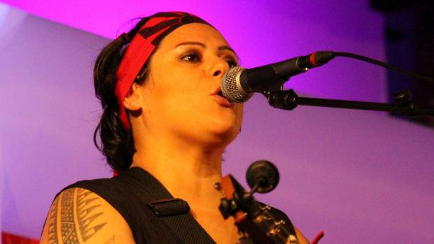 Anika Moa will be among the Mudtopia festival day time performers in December.