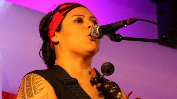 Anika Moa's Chop Chop Hiyaaa tour has continued to win her younger fans around the country.