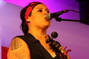 Anika Moa Chop Chop Hiyaaa tour in Pukekohe