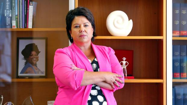 Paula Bennett was once a truck stop waitress in Taupo - now she has an office in the Beehive.