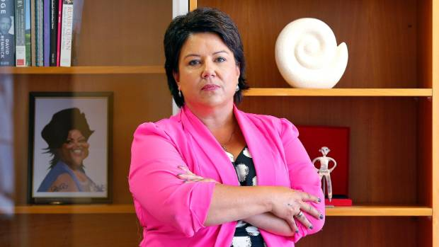 "Deputy Prime Minister and Women's Minister Paula Bennett: ""I don't believe there is any chief executive or chair of a ..."