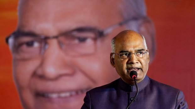 Ram Nath Kovind wins Prez poll by handsome margin