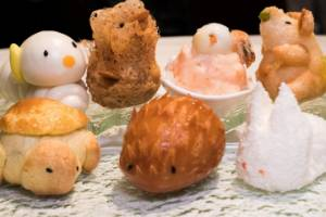 Animal Dim Sum at East Ocean Teochew Restaurant.