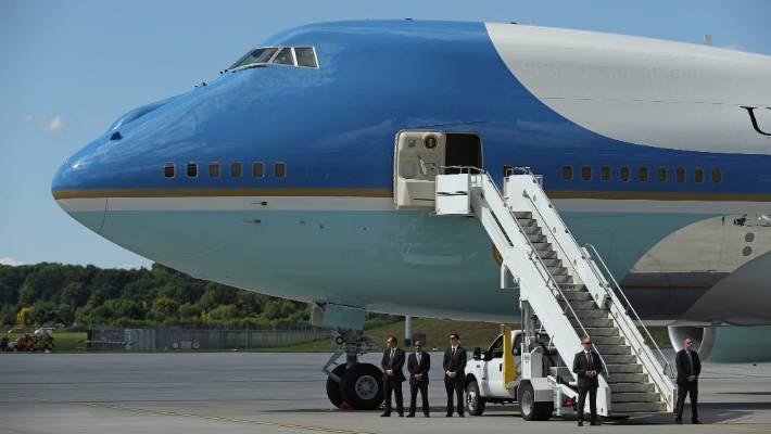 Beyond Air Force One: The flying fleets of world leaders | Stuff co nz
