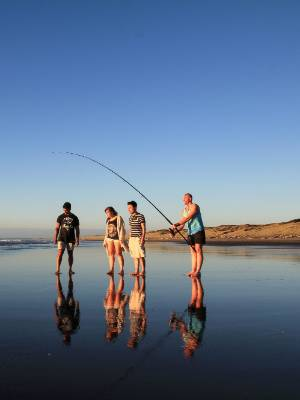 The Himatangi Beach Holiday Park will find out in August if it is the best in the country.
