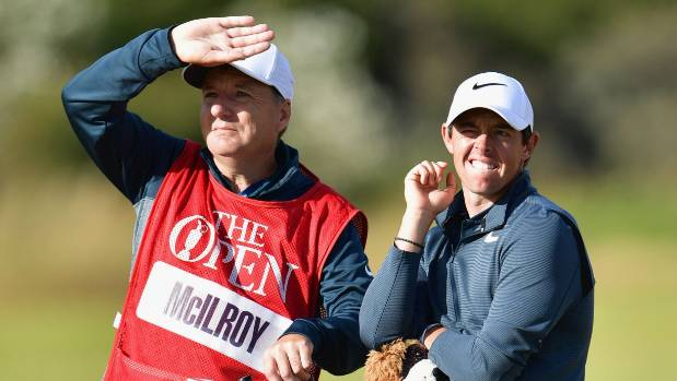 British Open 2017 leaderboard: Rory McIlroy battles back from poor start