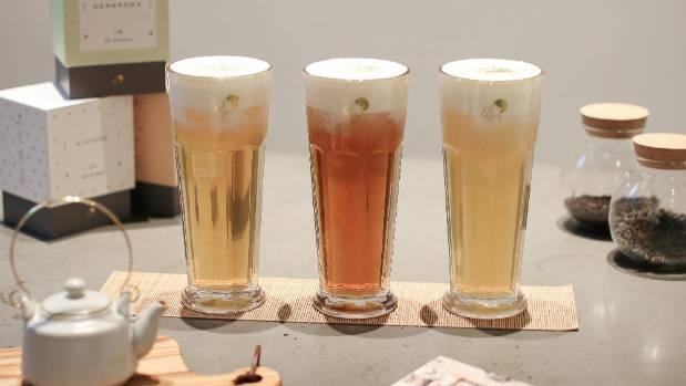 Image result for macchiato tea