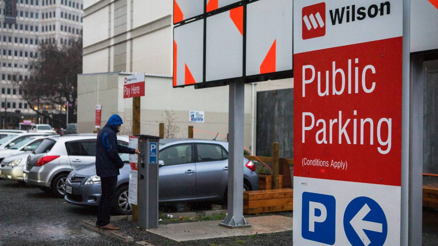 Wilson Parking And The Millions Spent On Parking Misery Stuff Co Nz