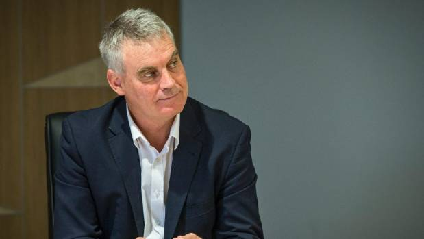 CDHB chief executive David Meates says the board is performing well despite its financial woes.