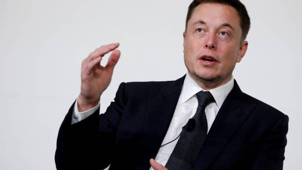 """Tesla and SpaceX founder Elon Musk. """"If you're not concerned about AI safety, you should be."""""""
