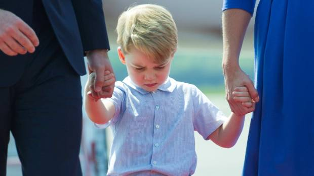 Thanks to an accident of birth, Prince George could be King of New Zealand tomorrow if the worst happened to the royal ...