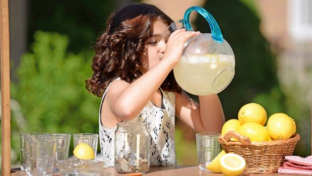 5-year-old British girl fined for running lemonade stand