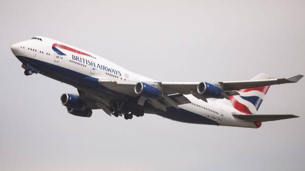 British Airways says it is taking the matter