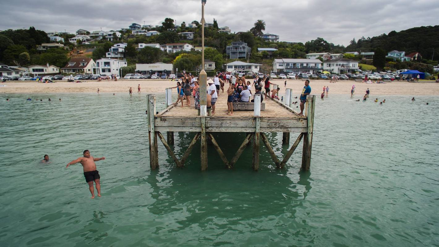 52d294beed726  Kiwi culture  turns deadly  Now councils take action on wharf-jumping