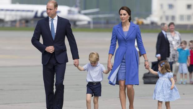 Happy Birthday Prince George! Little royal turns 4 today