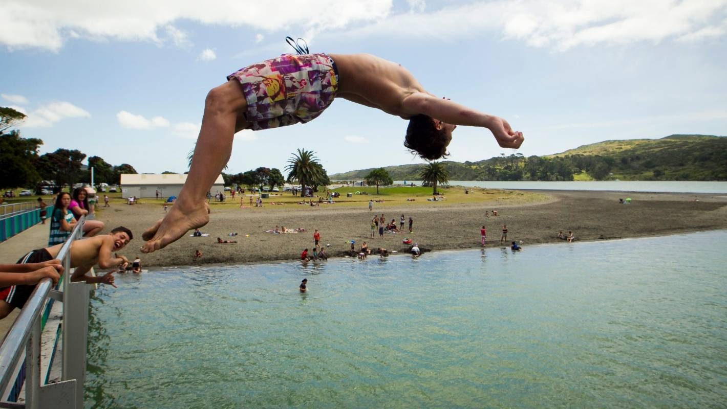 62440970dc2c9  Kiwi culture  turns deadly  Now councils take action on wharf-jumping