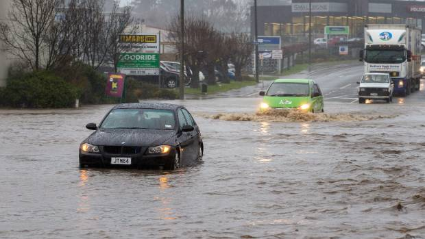 South Canterbury Councils are looking to foot an estimated $1.5 million bill to fix roading damage due to July's deluge, ...