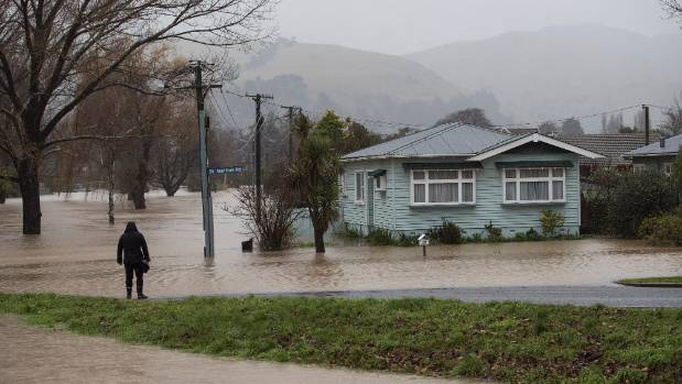 Clean up begins after storms savage New Zealand's South Island