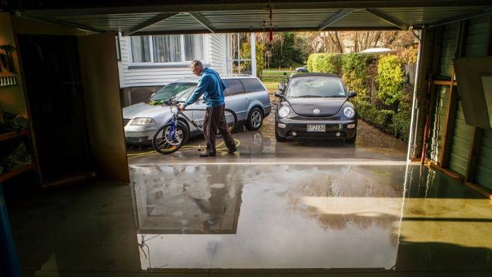 Clean Up Begins As Flood Waters Abate In Christchurch Stuff Co Nz