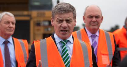 Prime Minister Bill English has pledged a $600m housing injection.