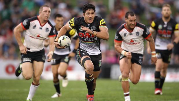 Kiwis winger Dallin Watene-Zelezniak assaulted while volunteering at junior match