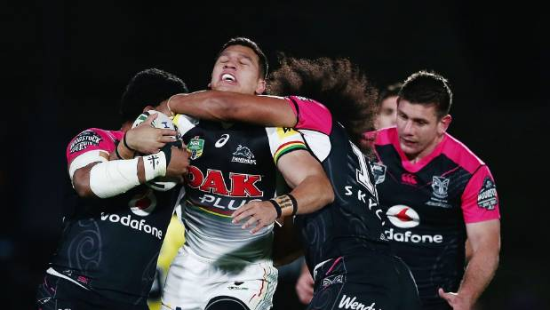 Kiwis star Dallin Watene-Zelezniak allegedly attacked at junior game