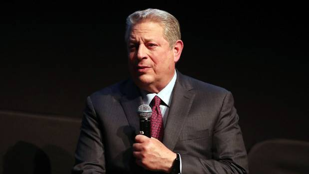 Global warming film flop caps Al Gore's tough week