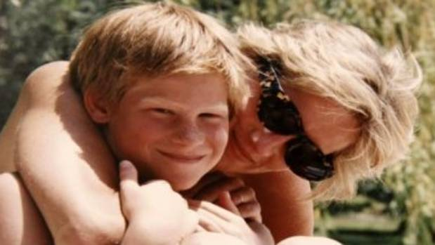 Pictures from Diana's private family album revealed in documentary