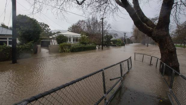 Christchurch City Council is working on options to reduce the impact on flooding from the Heathcote River.
