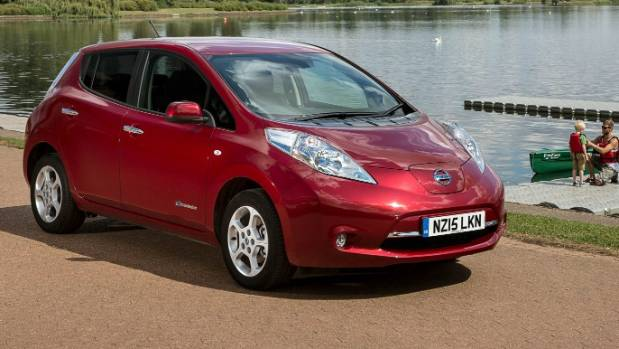 new nissan leaf to have e pedal. Black Bedroom Furniture Sets. Home Design Ideas