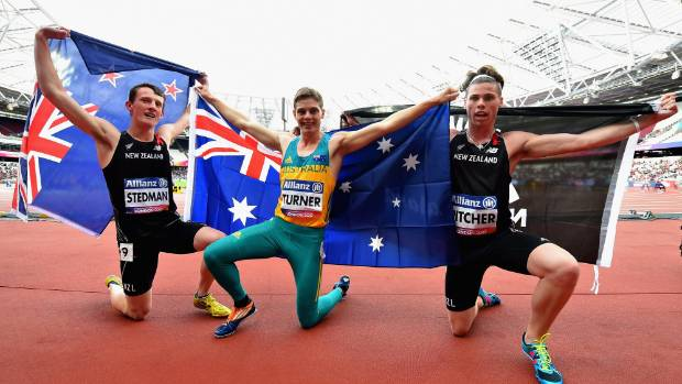 Pitcher earns third medal for New Zealand at Para Athletics World Champs